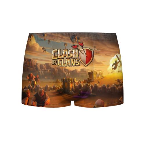 Мужские трусы 3D  Фото 01, Clash of Clans