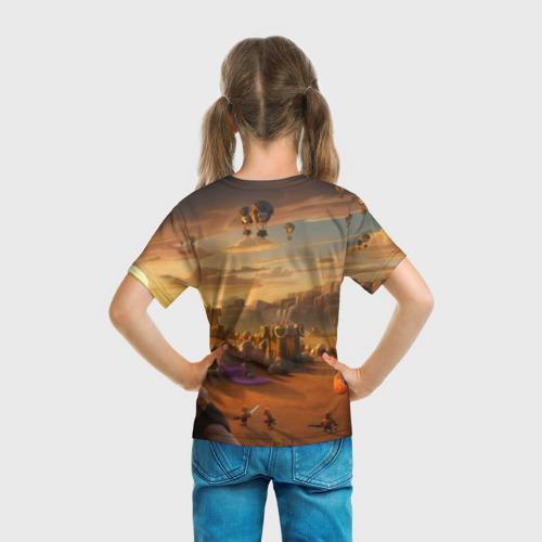 Детская футболка 3D  Фото 04, Clash of Clans