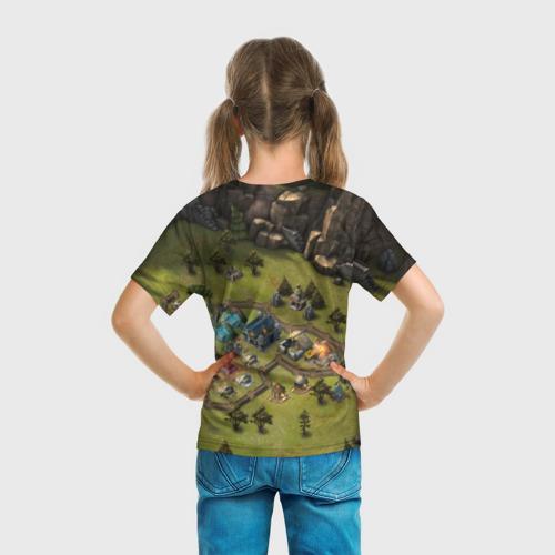 Детская футболка 3D Clash of Clans Фото 01