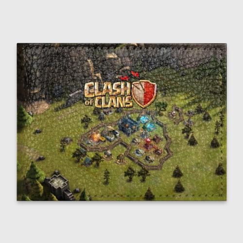 Обложка для студенческого билета Clash of Clans Фото 01