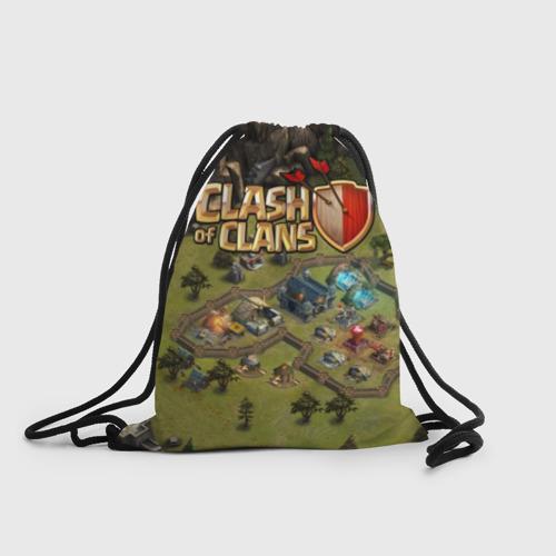 Рюкзак-мешок 3D Clash of Clans Фото 01