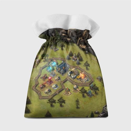 Подарочный 3D мешок Clash of Clans Фото 01