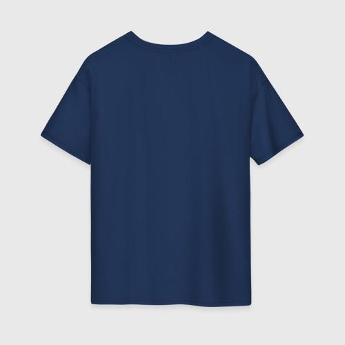 Женская футболка хлопок Oversize Без баб Фото 01