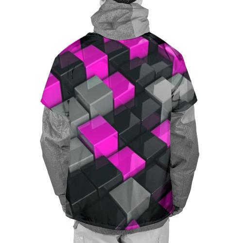Накидка на куртку 3D Текстура Фото 01