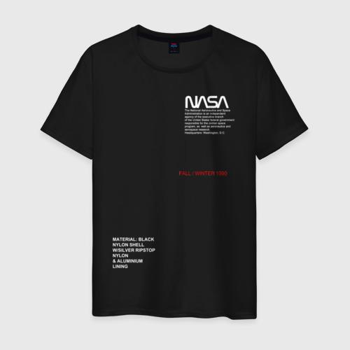 Мужская футболка хлопок NASA