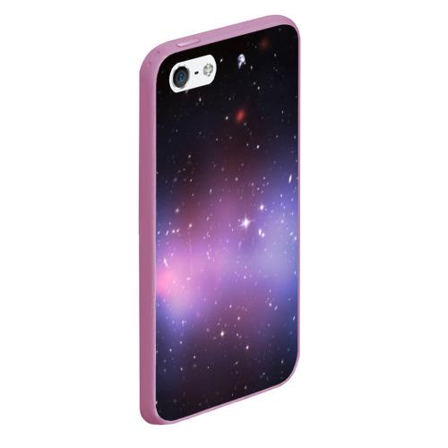 Чехол для iPhone 5/5S матовый Звезды Фото 01