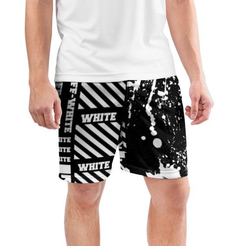 Мужские шорты спортивные Off-White Фото 01