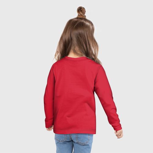 Детский лонгслив 3D MU home 19-20 Фото 01