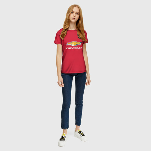 Женская футболка 3D MU home 19-20 Фото 01