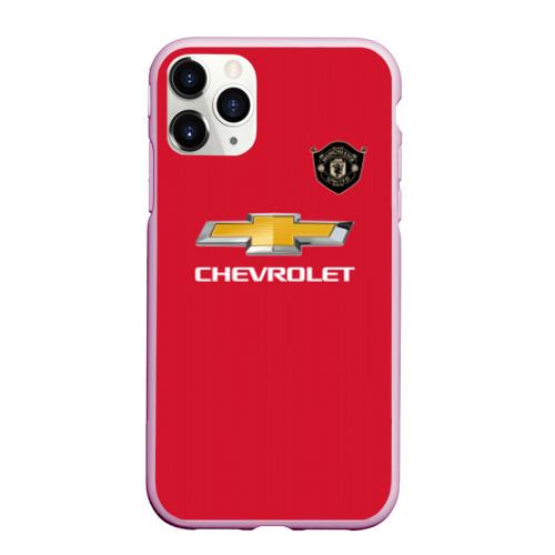 Чехол для iPhone 11 Pro матовый MU home 19-20 Фото 01