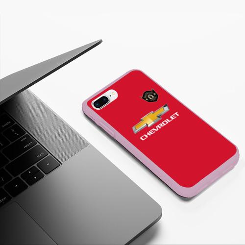 Чехол для iPhone 7Plus/8 Plus матовый MU home 19-20 Фото 01