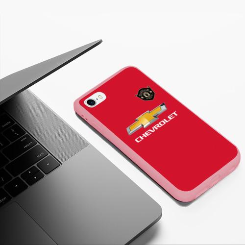 Чехол для iPhone 6Plus/6S Plus матовый MU home 19-20 Фото 01