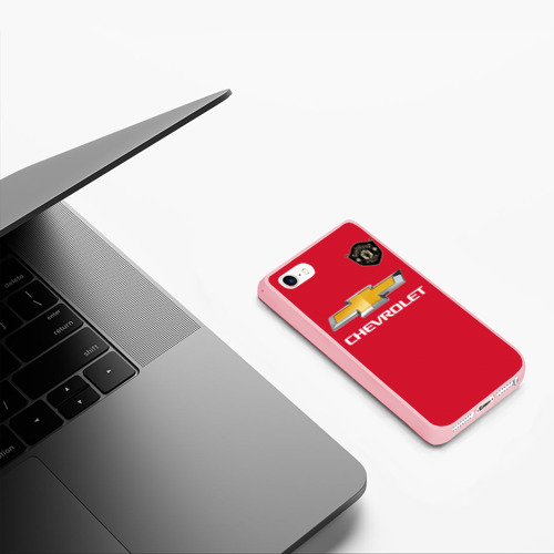 Чехол для iPhone 5/5S матовый MU home 19-20 Фото 01