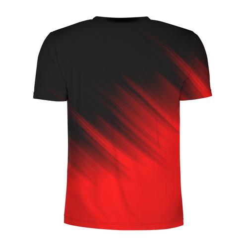 Мужская футболка 3D спортивная ПОЛОСЫ И НИЧЕГО ЛИШНЕГО Фото 01