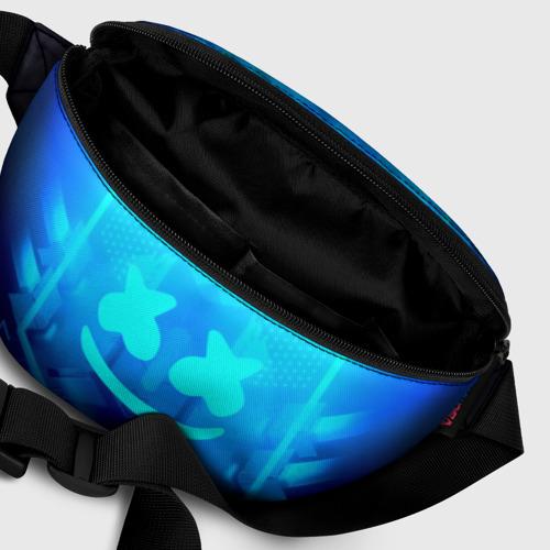 Поясная сумка 3D MARSHMELLO NEON | МАРШМЕЛЛО НЕОН Фото 01