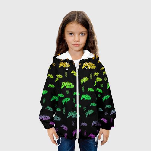 Детская куртка 3D JoJo Bizarre Adventure Фото 01