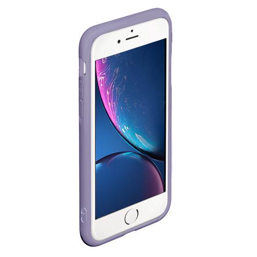 Чехол для iPhone 6Plus/6S Plus матовый Brawl Stars  Фото 01