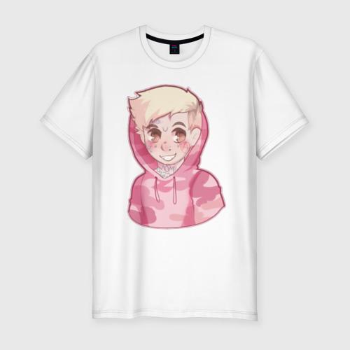 Мужская футболка премиум  Фото 01, Lil