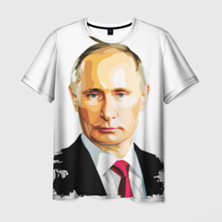 Футболка 3D Путин