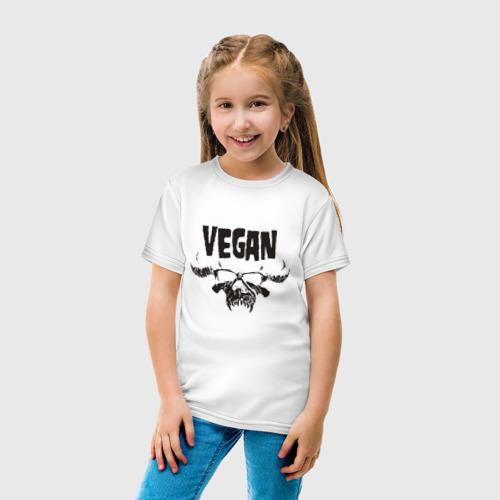 Детская футболка хлопок Vegan Фото 01