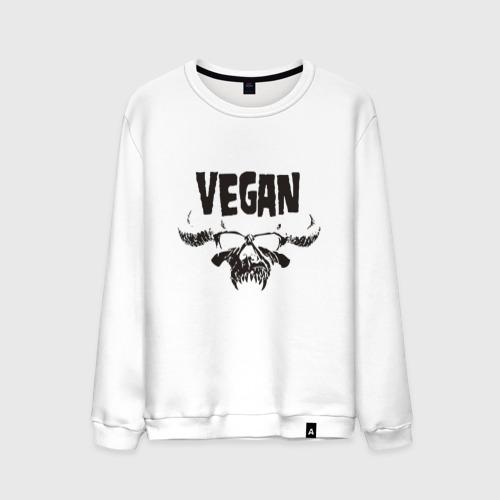 Мужской свитшот хлопок Vegan Фото 01