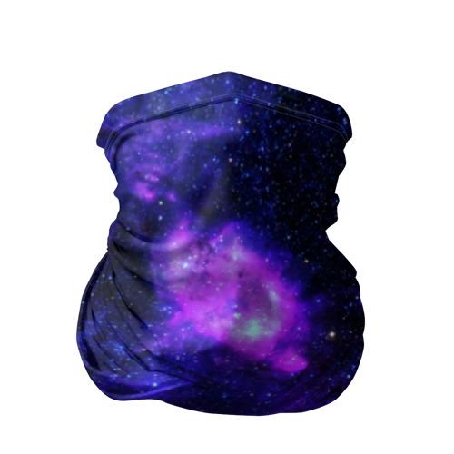 Бандана-труба 3D Космос Фото 01