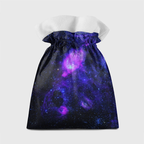 Подарочный 3D мешок Космос Фото 01
