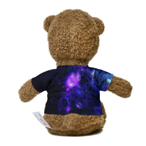 Миша в футболке 3D Космос Фото 01