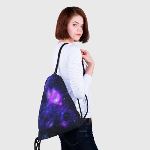 Рюкзак-мешок 3D Космос Фото 01