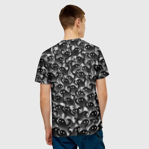 Мужская футболка 3D ЪУЪ съуки Фото 01