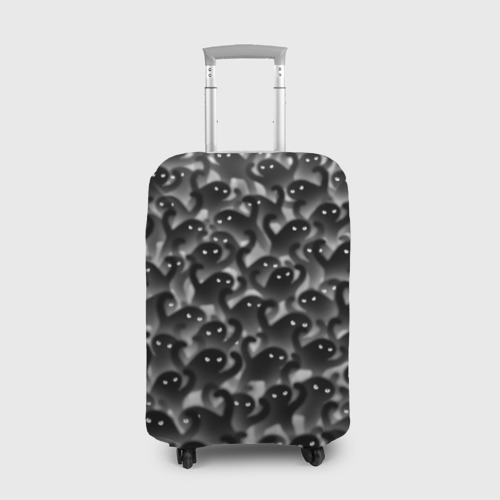 Чехол для чемодана 3D ЪУЪ съуки Фото 01