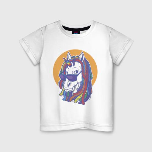 Детская футболка хлопок Единораста Фото 01
