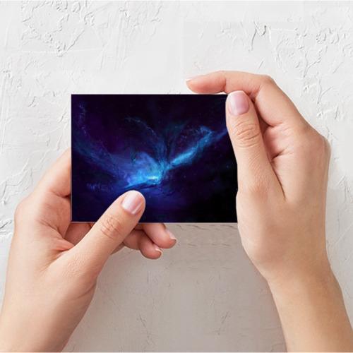 Поздравительная открытка Cosmos Фото 01