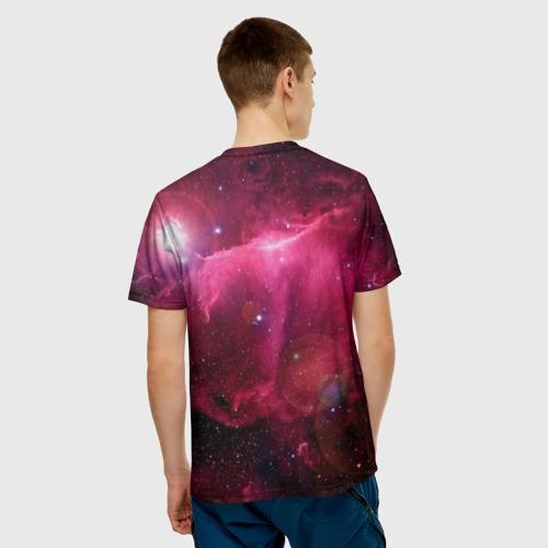 Мужская футболка 3D Cosmos Фото 01