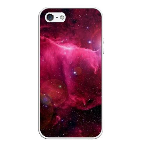 Чехол для iPhone 5/5S матовый Cosmos Фото 01