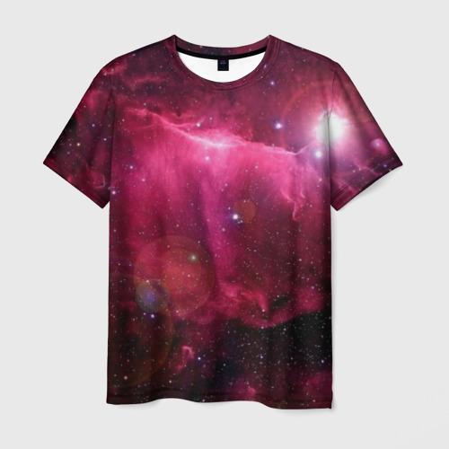 Мужская футболка 3D Cosmos