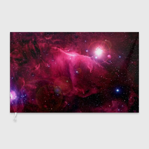 Флаг 3D Cosmos Фото 01
