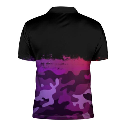 Мужская рубашка поло 3D  Фото 02, pro100