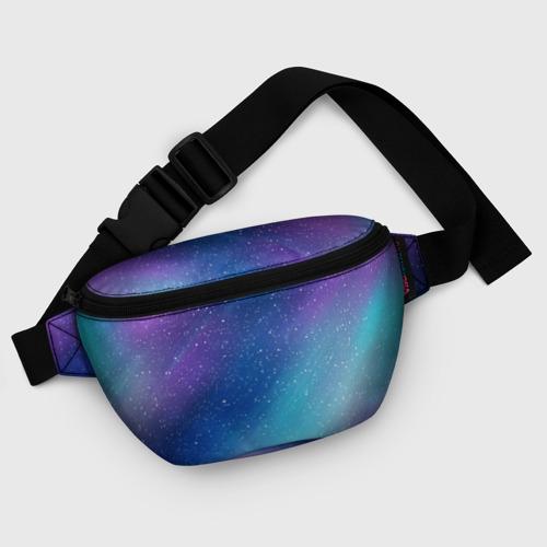 Поясная сумка 3D КРАСКИ КОСМОСА Фото 01