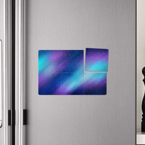 Магнитный плакат 3Х2 КРАСКИ КОСМОСА Фото 01