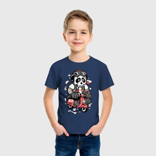 Детская футболка хлопок Scooter Фото 01