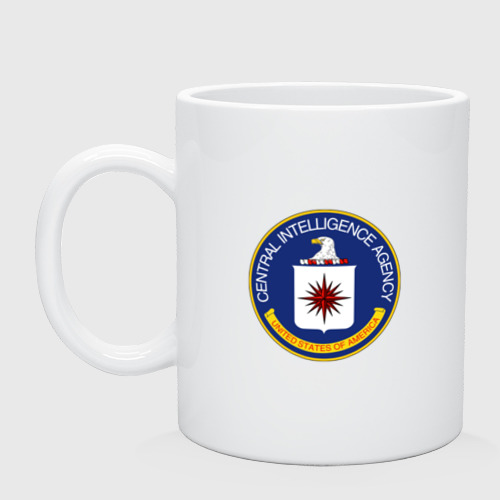 Кружка CIA