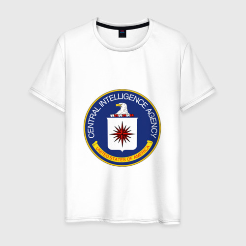 Мужская футболка хлопок CIA