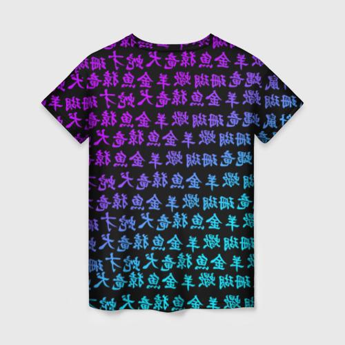 Женская футболка 3D SENPAI Фото 01
