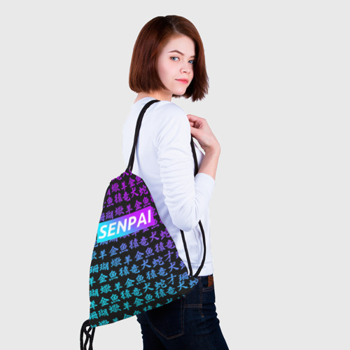 Рюкзак-мешок 3D SENPAI Фото 01