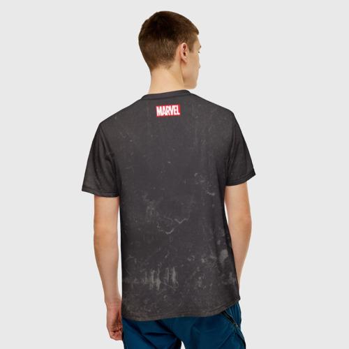 Мужская футболка 3D CARNAGE Фото 01