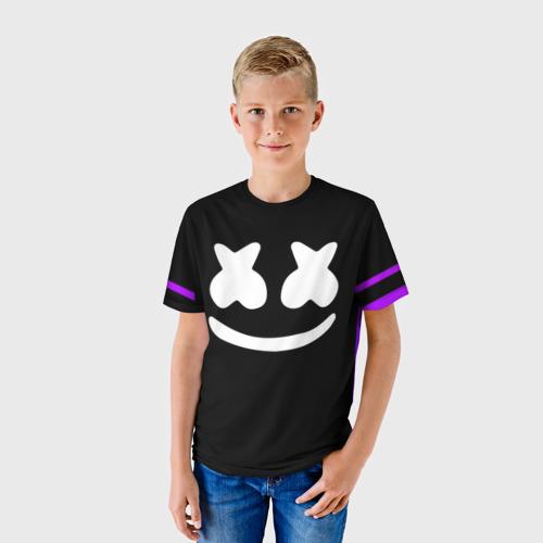 Детская футболка 3D MARSHMELLO