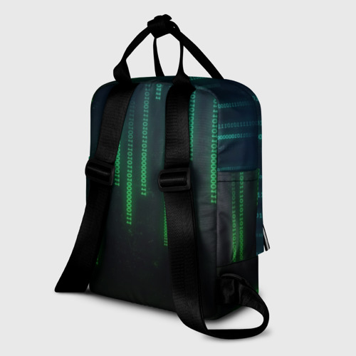 Женский рюкзак 3D ПРОГРАММИСТ Фото 01