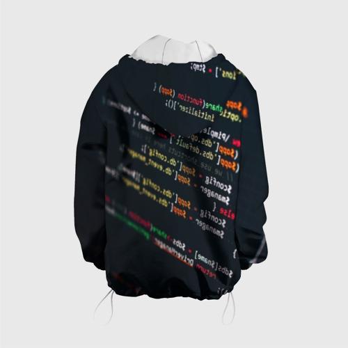 Детская куртка 3D ПРОГРАММИСТ Фото 01