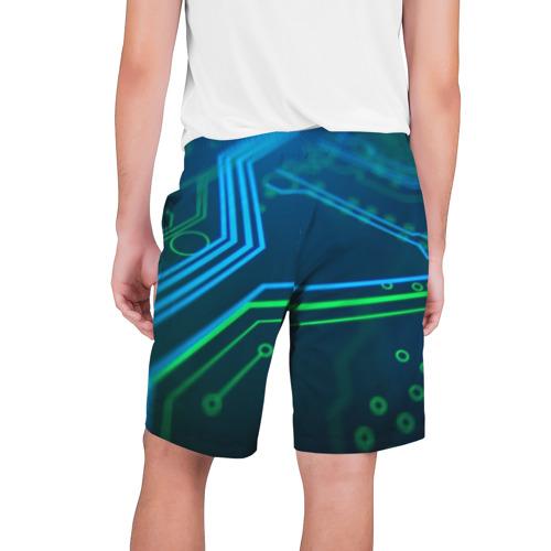 Мужские шорты 3D ПРОГРАММИСТ Фото 01